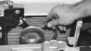 звуковой сигнал от волги схема
